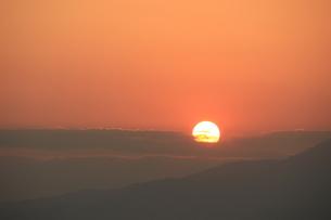 山海落日の写真素材 [FYI00297398]