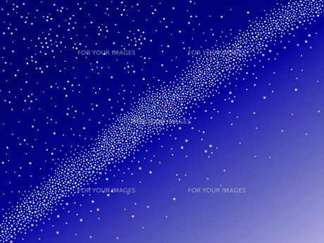 天の川の写真素材 [FYI00297674]