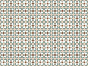 花形のパターンの写真素材 [FYI00297797]
