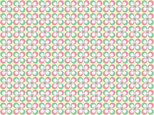 花形のパターンの写真素材 [FYI00297806]