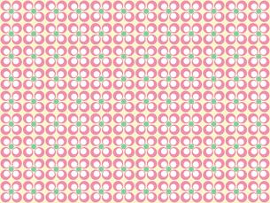 花形のパターンの写真素材 [FYI00297810]