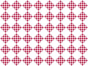 水玉模様のパターンの写真素材 [FYI00297873]