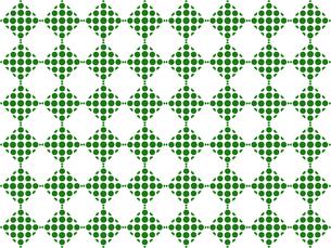 水玉模様のパターンの写真素材 [FYI00297876]