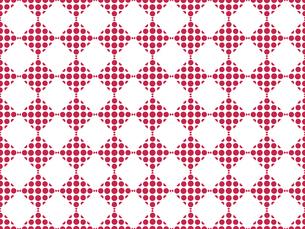 水玉模様のパターンの写真素材 [FYI00297882]