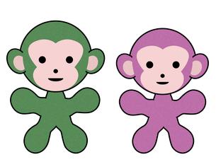 猿の写真素材 [FYI00298140]