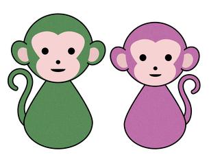 猿の写真素材 [FYI00298143]