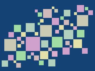 四角形の背景素材の写真素材 [FYI00298146]