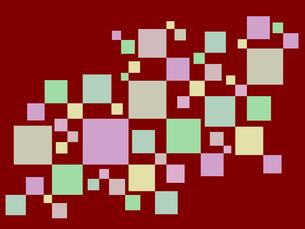 四角形の背景素材の写真素材 [FYI00298152]