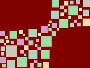 四角形の背景素材の写真素材 [FYI00298156]