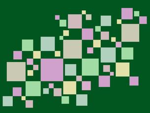 四角形の背景素材の写真素材 [FYI00298160]