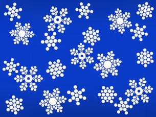 雪の結晶の写真素材 [FYI00298168]