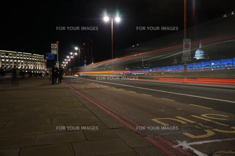ロンドンの橋の写真素材 [FYI00298438]