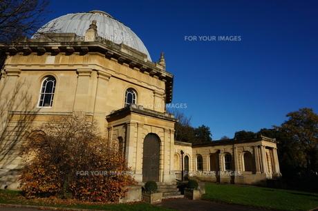 イギリスの墓地の写真素材 [FYI00298439]