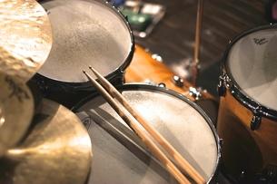 ドラムの写真素材 [FYI00299119]