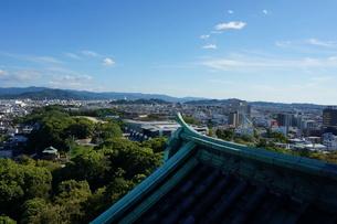 和歌山市の街並みの写真素材 [FYI00299136]