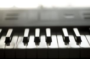 サンプリングピアノの写真素材 [FYI00299301]