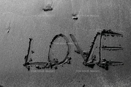LOVEの写真素材 [FYI00299605]