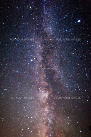 天の川の写真素材 [FYI00299695]