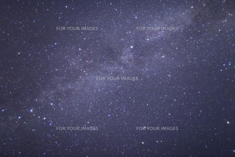 天の川の写真素材 [FYI00299702]