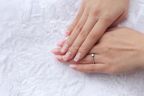 婚約指輪の写真素材 [FYI00299727]