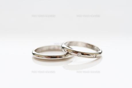 結婚指輪の写真素材 [FYI00299738]