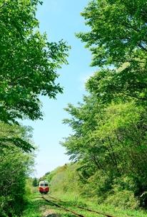 鹿島鉄道 キハ432の写真素材 [FYI00300011]