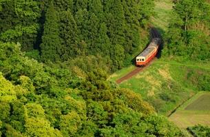 小湊鉄道の写真素材 [FYI00300046]
