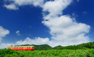 小湊鉄道の写真素材 [FYI00300065]