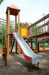 児童遊戯公園の写真素材 [FYI00300846]