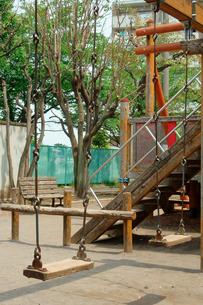 児童遊戯公園の写真素材 [FYI00300859]