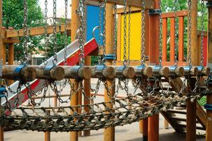 児童遊園施設の写真素材 [FYI00300869]