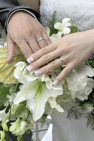 結婚イメージの素材 [FYI00300897]