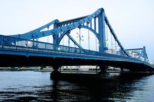 鉄橋の写真素材 [FYI00301035]