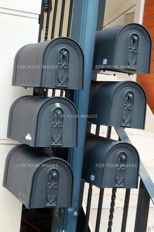 郵便ポストの写真素材 [FYI00301085]