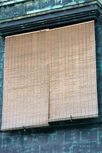 簾の写真素材 [FYI00301498]
