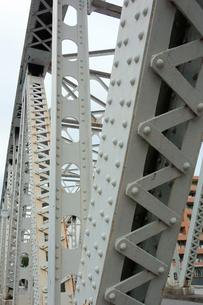 鉄橋の写真素材 [FYI00301577]