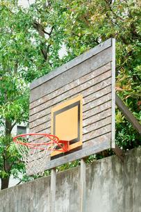 バスケットボードの写真素材 [FYI00301735]