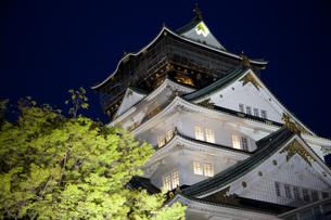 Osaka/Castle/Japanの写真素材 [FYI00302477]