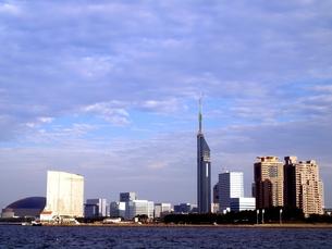 福岡タワーの写真素材 [FYI00302543]