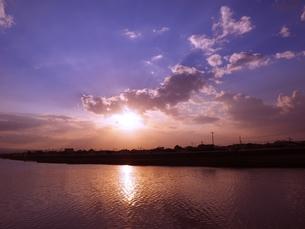 夕刻の写真素材 [FYI00302585]