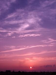 夕刻の写真素材 [FYI00302590]