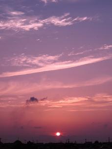 夕刻の写真素材 [FYI00302596]