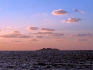 軍艦島の写真素材 [FYI00302638]