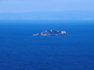軍艦島の写真素材 [FYI00302662]