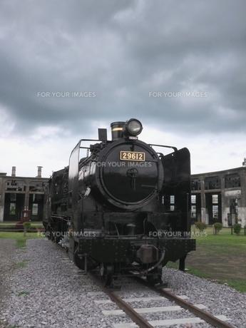 蒸気機関車の素材 [FYI00302678]