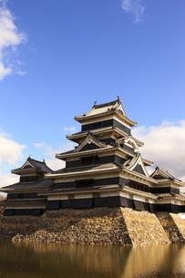 松本城の写真素材 [FYI00302802]