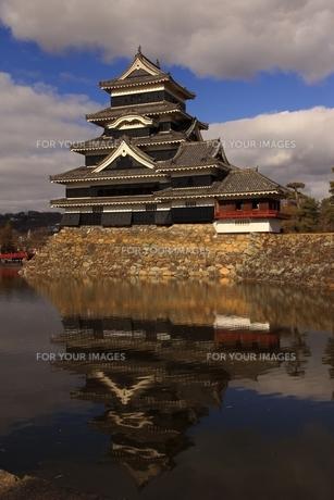 松本城の写真素材 [FYI00302803]