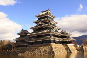 松本城の写真素材 [FYI00302809]