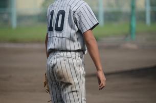 少年野球の選手の素材 [FYI00302913]