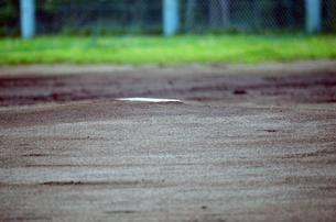 野球のマウンドの写真素材 [FYI00302940]